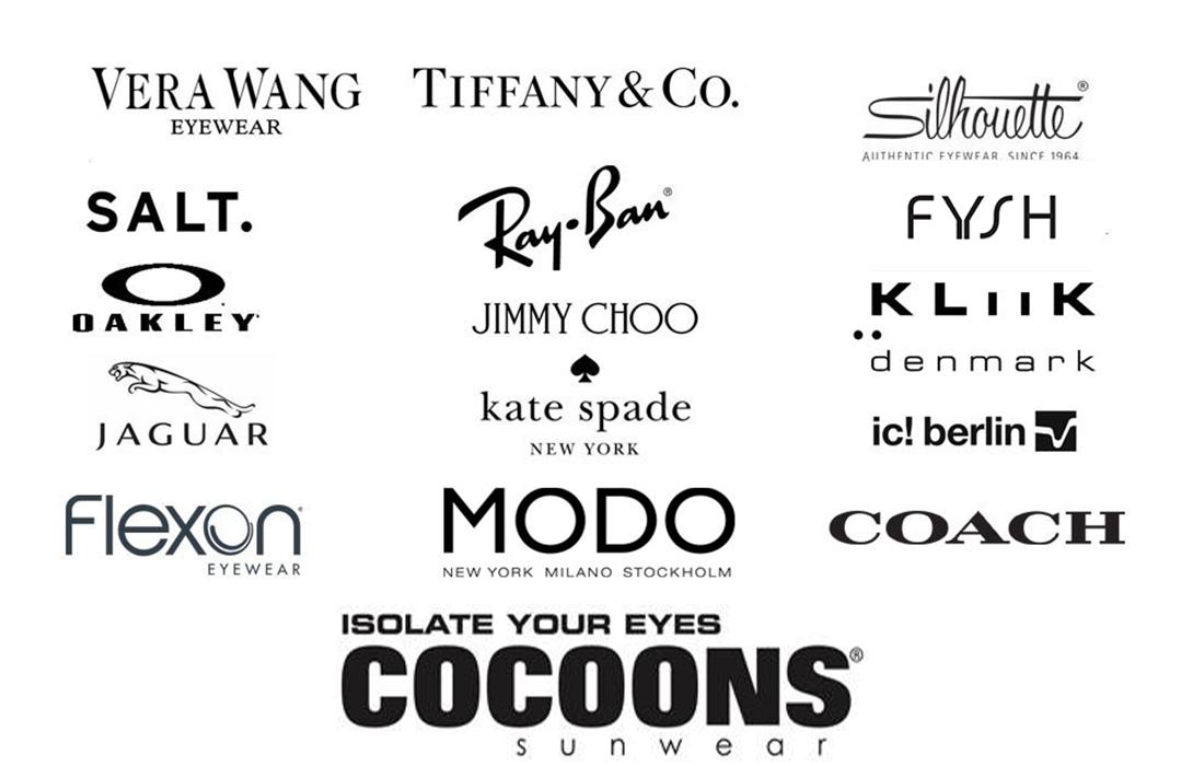 Eyewear Logos